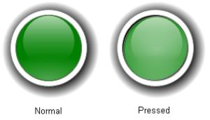 glass-button