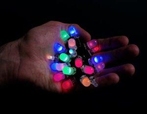 LED FLIP FLOP MIKROKONTROLER